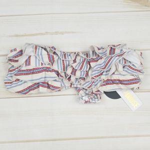Amuse society bikini top